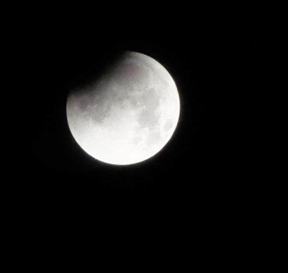 begining of eclipse