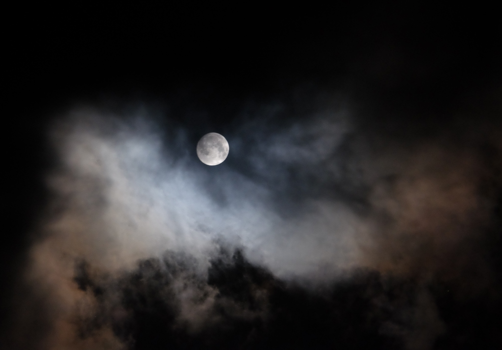 moon and cloud 2